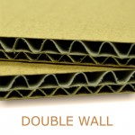 "Double Wall Brown 780x1180mm (31""x46.5"") ECR"